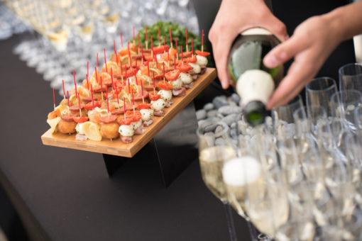 Traiteur, cocktail entreprise au Domaine Cassan (04)