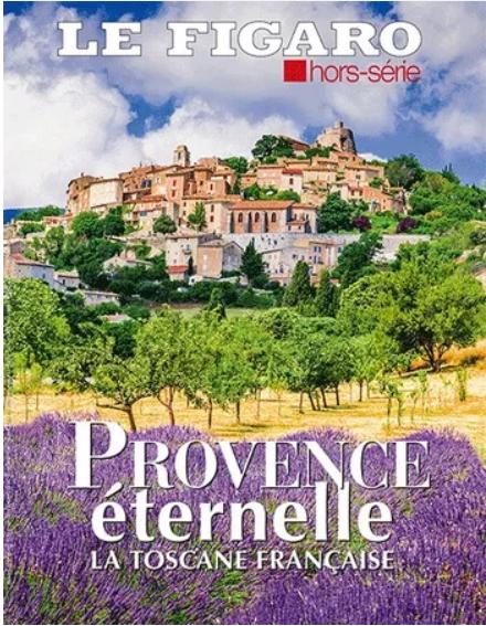 Le Figaro Hors série Provence Simiane la Rotonde 04