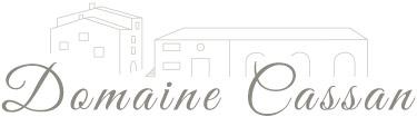 logo domaine cassan : salle mariage et seminaire dans le 04